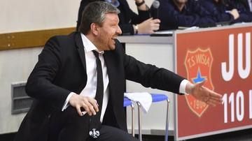 2017-05-06 BLK: Szewczyk został trenerem Wisły Can-Pack Kraków