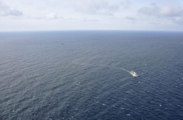 Rosja: armia dementuje przyczyny katastrofy trawlera - to nie łódź podwodna