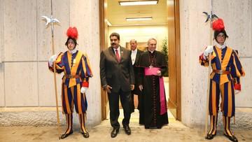 25-10-2016 05:44 Wenezuela: Watykan mediatorem miedzy opozycją a rządem