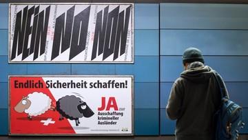 25-02-2016 09:39 Szwajcaria: referendum ws. wydalania imigrantów skazanych za przestępstwa. Nawet najmniejsze