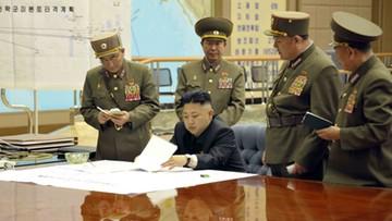 """10-08-2017 05:09 Korea Północna: Trump jest """"pozbawiony rozumu"""""""