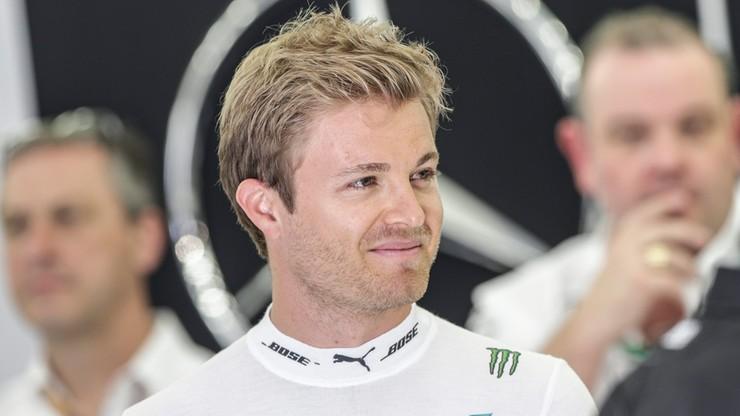 Kierowca Formuły 1 Nico Rosberg uratował tonące dziecko