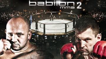 2017-11-09 Babilon MMA 2: Kolejna walka w karcie walk!