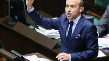 05-07-2017 10:21 Budka: minister Błaszczak jest nie do obrony