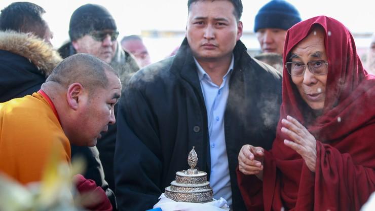 Tłumy podczas wizyty dalajlamy w Mongolii; Pekin protestuje