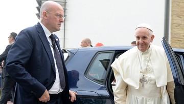28-07-2016 08:13 Papież odwiedził kard. Franciszka Macharskiego