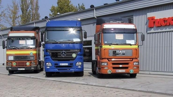 Rekordowa grzywna dla producentów ciężarówek. KE ukarała ich za zmowę