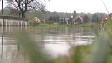 Trzeci stopień zagrożenia hydrologicznego w Opolskiem