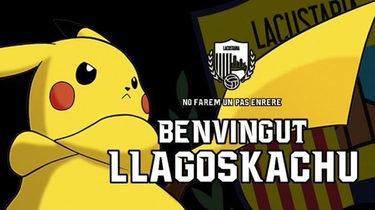 Hiszpański klub ogłosił transfer Pikachu!