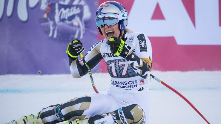 Alpejski PŚ: Wielki powrót Lindsey Vonn!