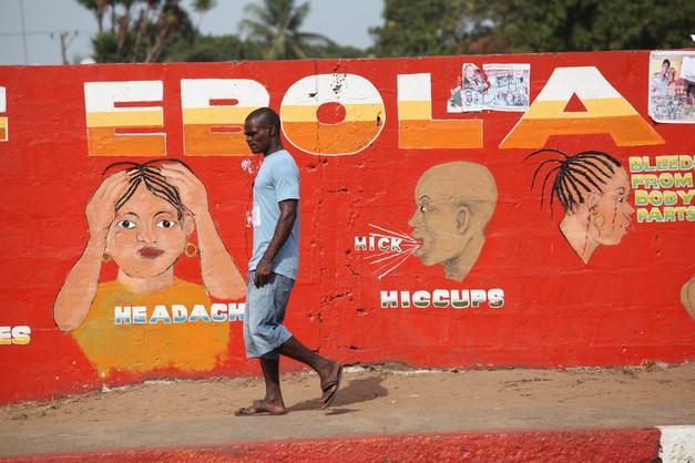 Epidemia eboli w Afryce Zachodniej zakończy się przed jesienią