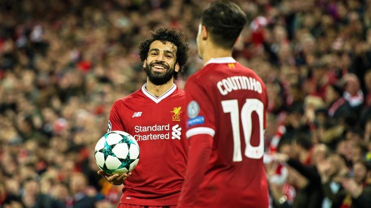 Liverpool blisko rekordu goli w fazie grupowej LM