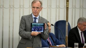 21-07-2017 10:07 Klich do marszałka Senatu: wyprowadzić policję z terenu parlamentu
