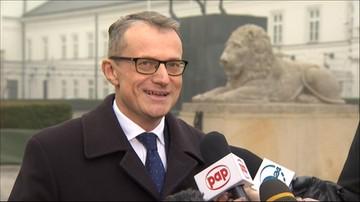 Magierowski: prezydent nie przyjmie ślubowania od sędziów TK wybranych przez poprzedni parlament