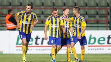 2015-11-06 Arka Gdynia od 0:2 do 3:2! Dublet Krzywickiego za zero punktów