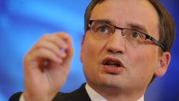 """21-01-2017 09:12 """"Finansowanie Solidarnej Polski zaakceptował Parlament Europejski"""". Ziobro odpowiada na zarzuty PO"""