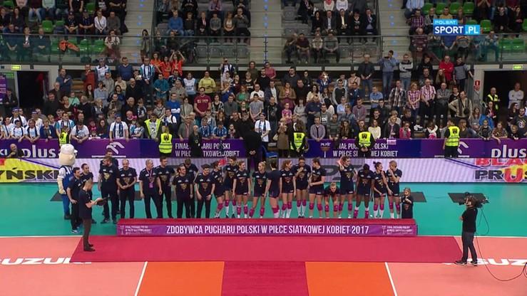 Nagrody indywidualne za kobiecy Puchar Polski
