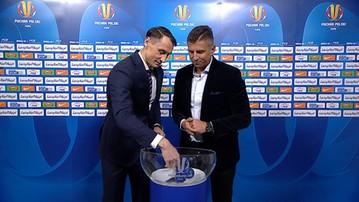 2016-11-30 Puchar Polski: Pary półfinałowe