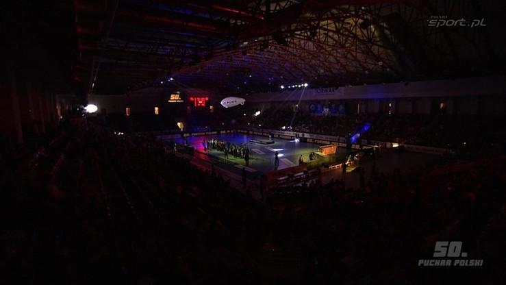 Vive Tauron Kielce świętuje zdobycie Pucharu Polski