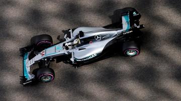 2016-11-25 Formuła 1: Hamilton szybszy od Rosberga na obu piątkowych treningach