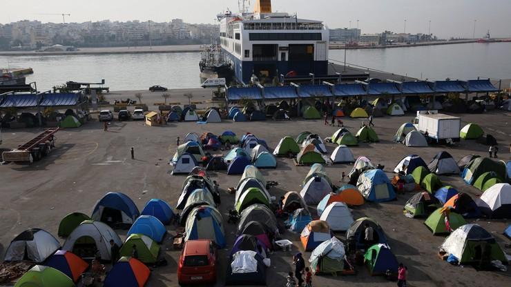 Niemcy zaczną w poniedziałek przyjmować syryjskich uchodźców z Turcji