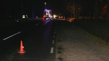 04-11-2016 15:23 Potrącił, zabił, uciekł. Policja z Piaseczna szuka ciężarówki