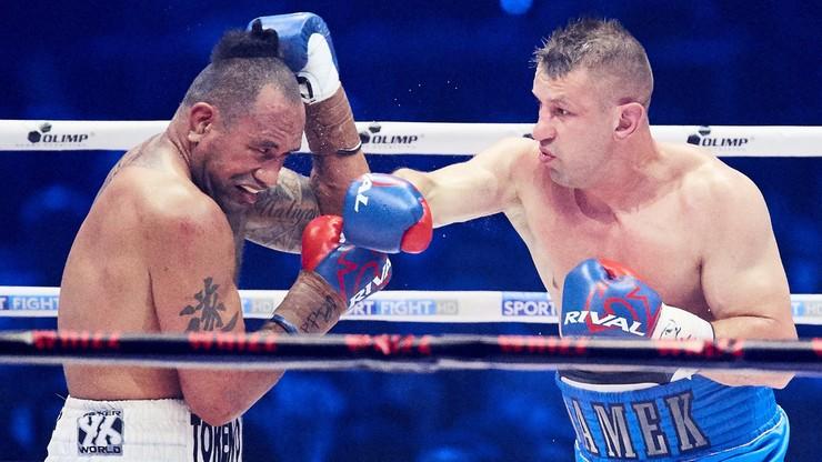 Polsat Boxing Night: Adamek - Haumono. Premiera w Polsacie Sport