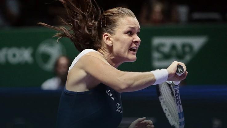 WTA w Dausze: Radwańska w ćwierćfinale!