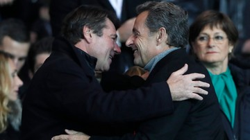 2016-12-17 Były prezydent Francji obejmie rządy w Paris Saint-Germain?