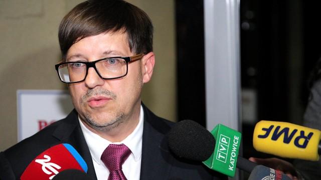Katowice: zakończyło się przesłuchanie Jana Burego