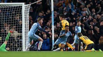 2016-12-18 Angielski szlagier dla City. Arsenal wrócił na swoje miejsce...