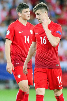 2017-06-22 Polska 0:3 z Anglią o półfinał UEFA EURO U21