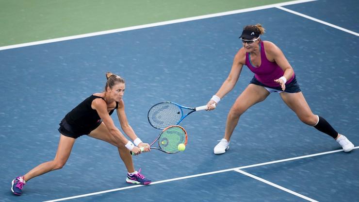 WTA Elite Trophy: Druga porażka Rosolskiej w deblu