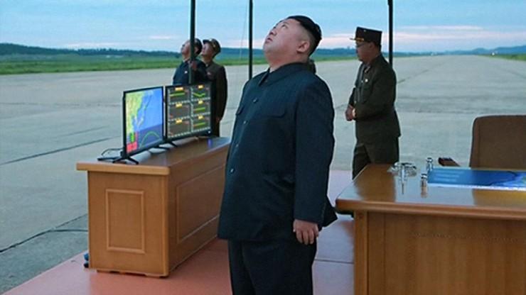 Ławrow rozmawiał z Tillersonem o próbie rakietowej Korei Północnej