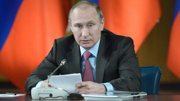 14-03-2016 19:10 Putin nakazał rozpoczęcie wycofania głównych sił Rosji z Syrii