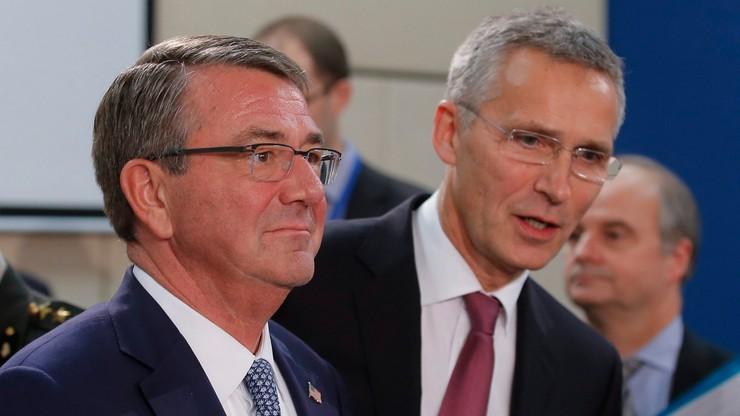 Ministrowie Obrony NATO zaczynają wdrażać decyzje szczytu w Warszawie