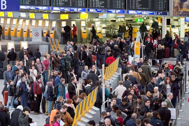 Znów strajk pilotów Lufthansy - odwołanych 1 350 lotów