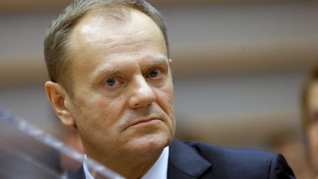 Tusk apeluje o nadzwyczajne spotkanie eurogrupy w sprawie Grecji