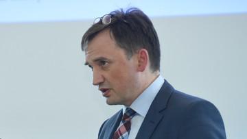05-10-2016 07:59 Zbigniew Ziobro odsuwa sędzię. Stowarzyszenie Sędziów Polskich protestuje