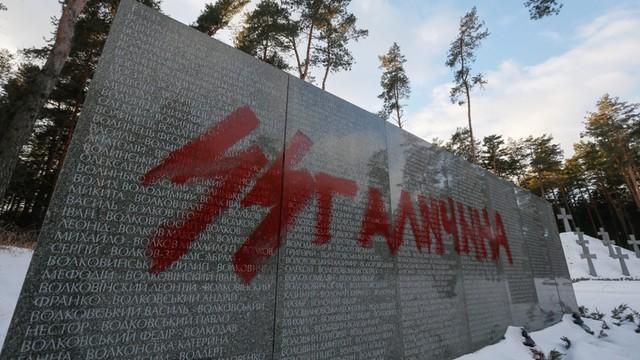 Suski o zniszczeniu polskiego cmentarza w Bykowni: Wygląda to na akcję skoordynowaną