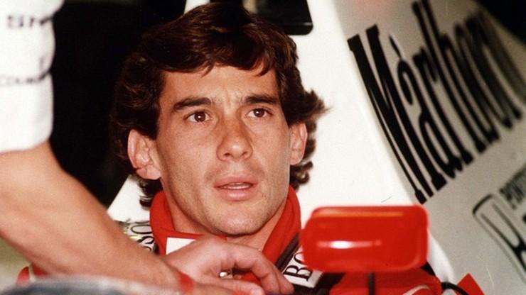 Ayrton Senna ma swoją ulicę w Wałbrzychu