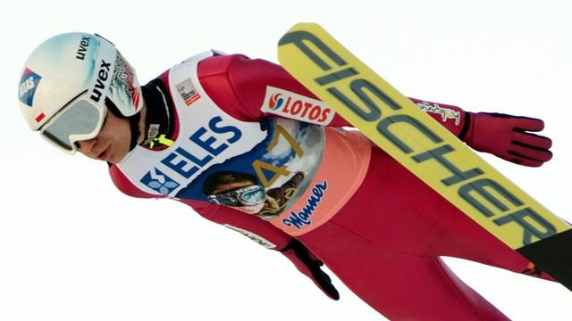 TCS - siedmiu Polaków wystartuje w Oberstdorfie