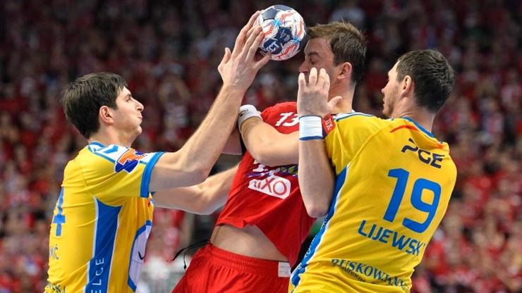 Liga Mistrzów: Piąta porażka PGE VIVE Kielce
