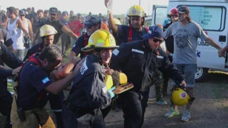 Rajd Dakar: Poważny wypadek, dwie osoby ranne