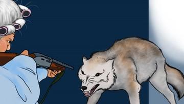 26-03-2016 11:55 USA: babcia ze strzelbą, czyli znane bajki według entuzjastów broni