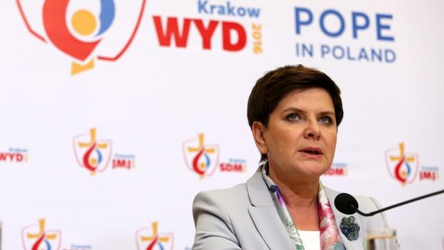 Premier zadowolona z ustawy o TK - spełnia główne oczekiwania opozycji i Komisji Weneckiej