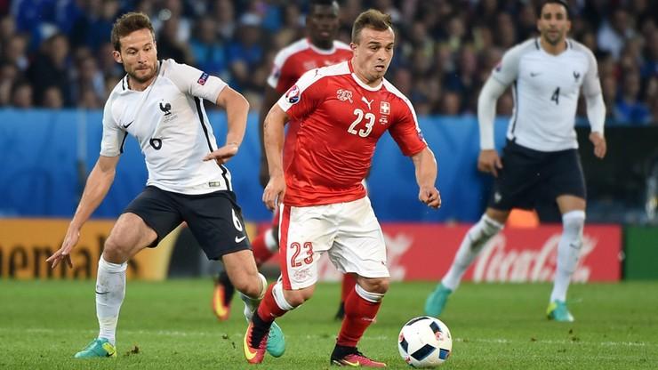 Euro 2016: Starcie Francji i Szwajcarii na remis