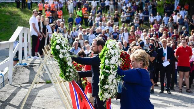 Norwegia: piąta rocznica masakry na wyspie Utoya