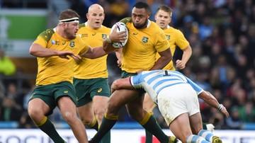 2015-10-25 Puchar Świata w Rugby: Maradona nie pomógł. Australia w finale!
