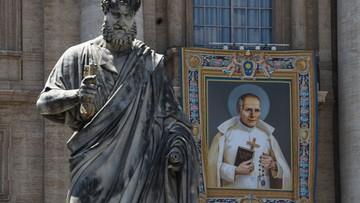 05-06-2016 11:05 Papież kanonizował o. Papczyńskiego i Marię Elżbietę Hesselblad